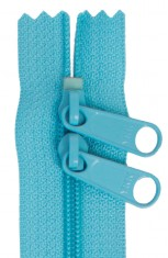"30"" Handbag Zippers - Double-slide"
