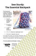 Essential Backpack Finishing Kit