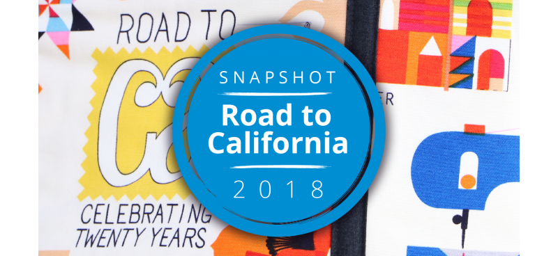 Winners of the Road to California Bag Challenge!