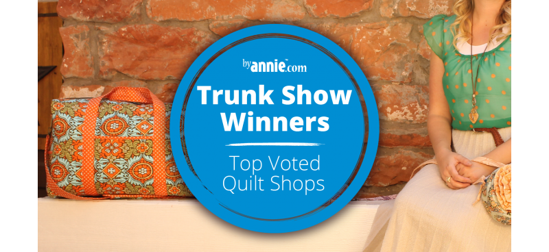 Winners of the 2018 Free ByAnnie Trunk Show!