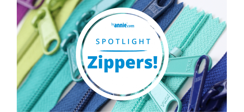 Zippers are Easy!
