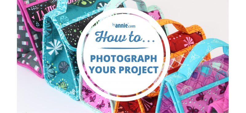 How To Photograph Your Project