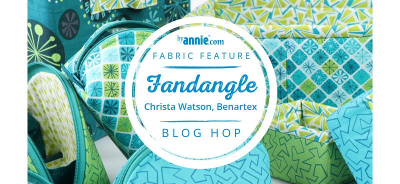 Fandangle Fabric Blog Hop