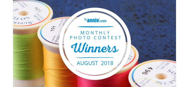 August 2018 Monthly Photo Contest Winners