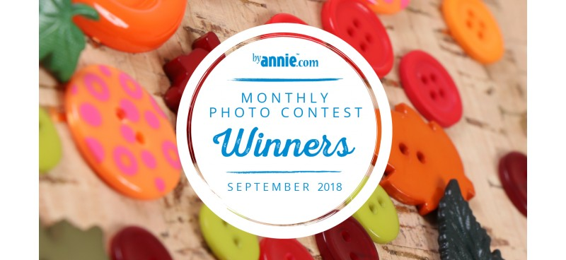 September 2018 Monthly Photo Contest Winners