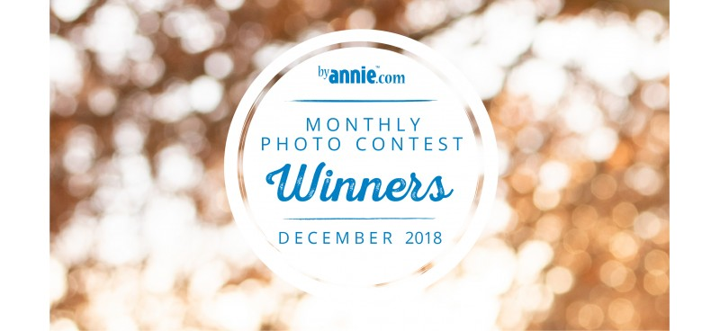 December 2018 Monthly Photo Contest