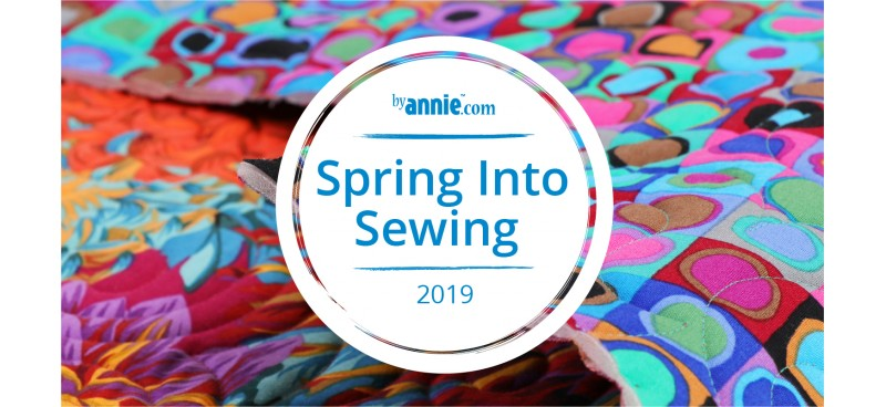 Spring Into Sewing