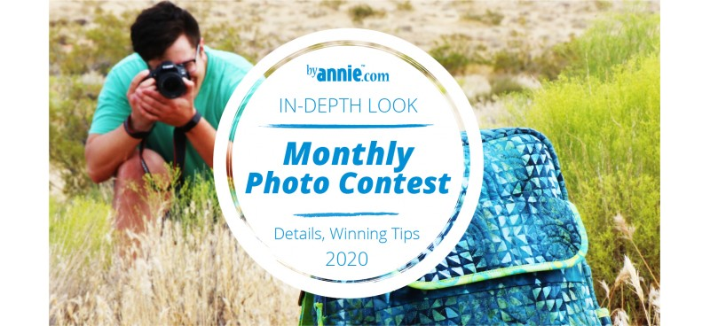 Monthly Photo Contest Details