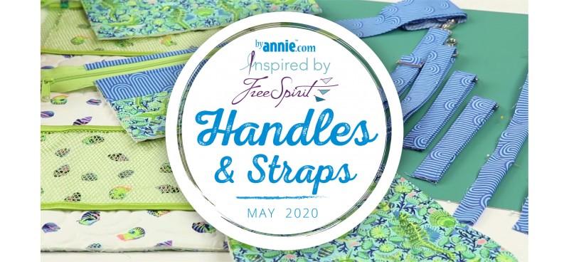 """Inspired By FreeSpirit"": Handles & Straps"