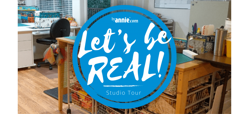 Let's Be Real (Studio Tour)