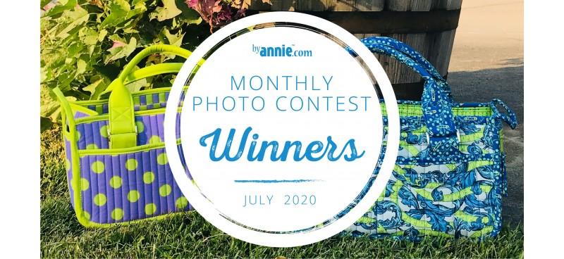 July 2020 Photo Contest Winners