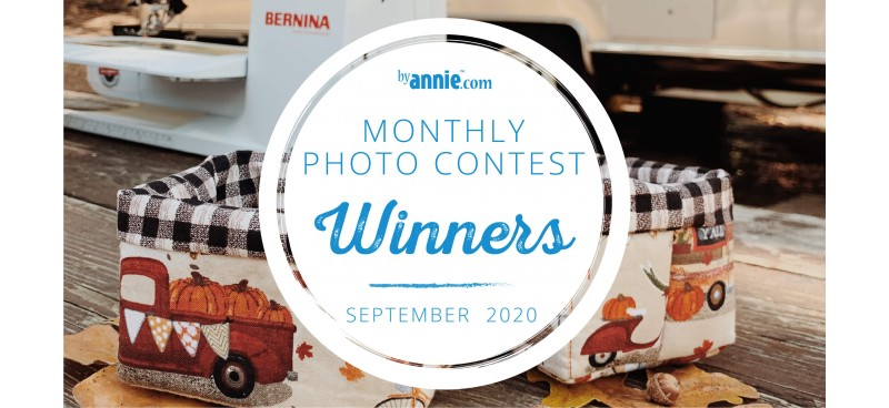 September 2020 Photo Contest Winners