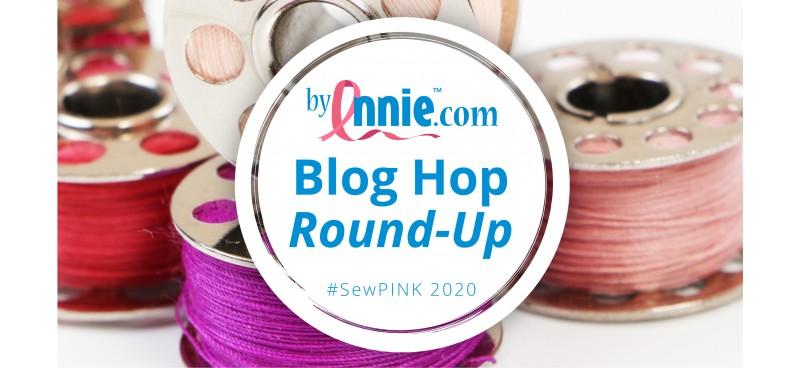 SewPink Blog Hop Round-Up 2020