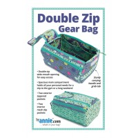 Double Zip Gear Bag