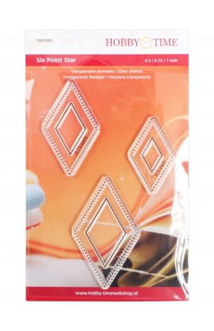 Diamonds/Six Point Star