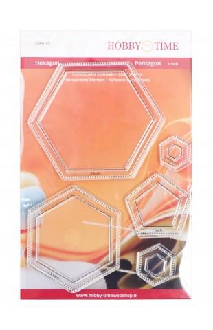 Hexagons / Pentagons Set
