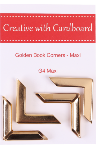 Golden Book Corners Large