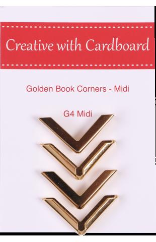 Golden Book Corners Medium