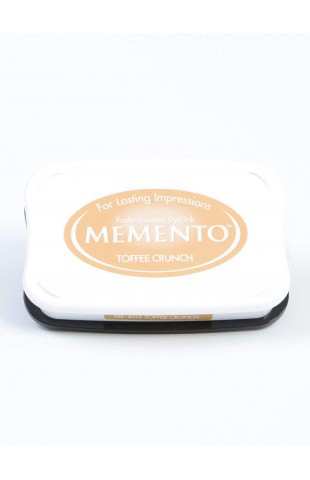 Memento Ink Pads- Toffee Crunch