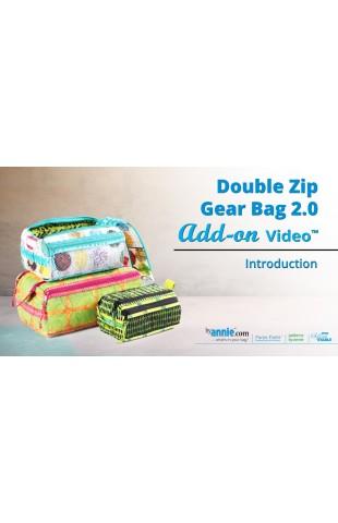 Double Zip Gear Bag 2.0 Add-on Video