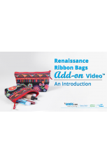 Renaissance Ribbon Bags - Add-on Video