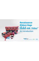Renaissance Ribbon Bags - Add-on Video