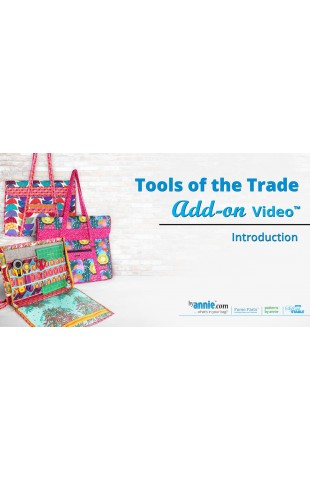 Tools of the Trade Add-on Video