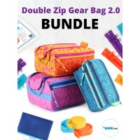 Double Zip Gear Bag 2.0 Bundle