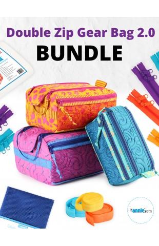 Double Zip Gear Bag 2.0 Bundle