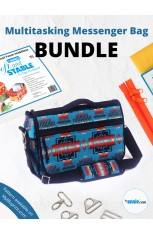 Multitasking Messenger Bag Bundle