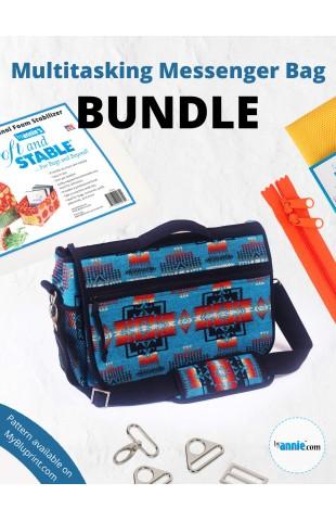 Multitasking Messenger Bag Bundle
