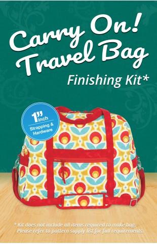 "Carry On! Travel Bag Finishing Kit - 1"""