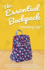 Essential Backpack Finishing Kit - Craftsy