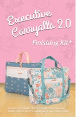 Executive Carryalls 2.0 Finishing Kit