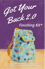 Got Your Back 2.0 Finishing Kit