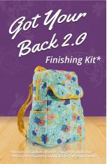 Got Your Back 2.0 Finishing Kit