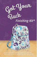 Got Your Back Finishing Kit