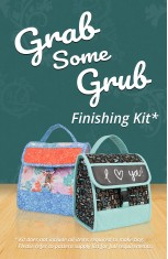 Grab Some Grub Finishing Kit