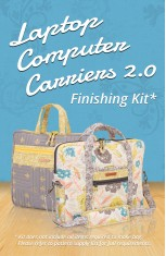 Laptop Computer Carriers 2.0 Finishing Kit