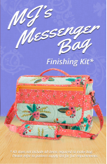 MJ's Messenger Bag Finishing Kit