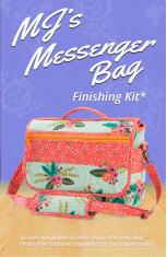 MJ's Messenger Bag Finishing Kit - Large
