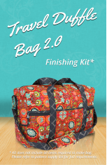 Travel Duffle Bag 2.0 Finishing Kit
