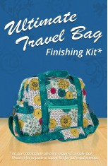 Ultimate Travel Bag Finishing Kit