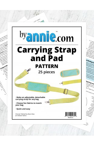 Carrying Strap and Pad - Pack of 25