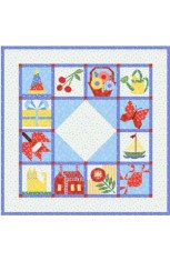 Charming Seasonal Quilt - Block of the Month