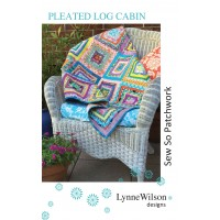Pleated Log Cabin - LWD