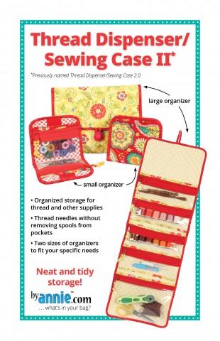 Thread Dispenser/Sewing Case II