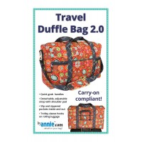 Travel Duffle Bag 2.0