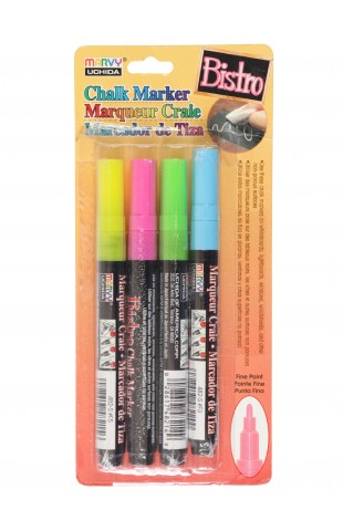 Chalk Markers - COLORS - Small