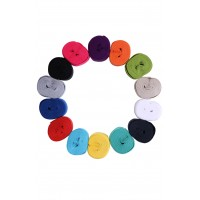 FOLD-OVER ELASTIC, 20mm - 2 YARD PACKAGE